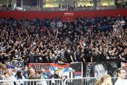 Veliko slavlje igrača Partizana i Grobara (VIDEO)
