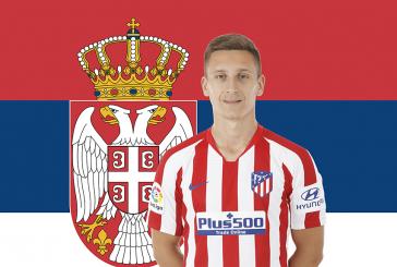 POSLE 29 UTAKMICA DOBIO ŠANSU: Šaponjić upisao prvi zvanični nastup za Atletiko (VIDEO)