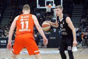 DRAMA U ARENI: Jaramaz trojkom od tablu u poslednjoj sekundi poslao Partizan na vrh tabele (FOTO, VIDEO)