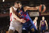 Hrabra i borbena Zvezda poražena u Barseloni (VIDEO)