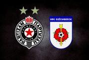 PRENOS UŽIVO: Partizan – Ružomberok (15.00)