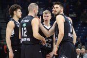 FURIOZAN START CRNO-BELIH U TOP 16: Partizan se