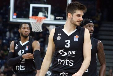 PARTIZAN IZGUBIO U ISTANBULU: Zagorac promašio pobedu (VIDEO)