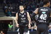 CRNO-BELI OSTALI NA VRHU: Partizan u Železniku slavio sa 30 razlike (VIDEO)