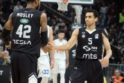 CRNO-BELI LIDERI: Partizan uz oboren rekord ABA lige savladao Budućnost (FOTO, VIDEO)