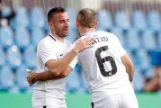 Partizan nakon penala srušio Lokomotivu, dobra igra, ali realizacija i dalje problem (VIDEO)