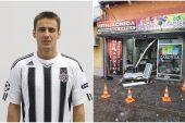 USRED POLICIJSKOG ČASA: Bivši fudbaler Partizana opljačkan kao na filmu (VIDEO)