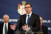 Vučić: Bez publike na sportskim događajima koji se igraju u zatvorenom prostoru