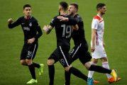 Partizan slavio na Voždovcu, evrogol Stojčeva (VIDEO)